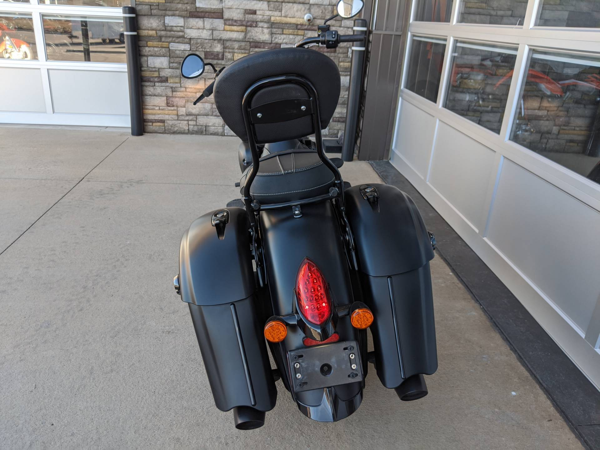 2019 Indian Springfield® Dark Horse® ABS in Rapid City, South Dakota - Photo 4