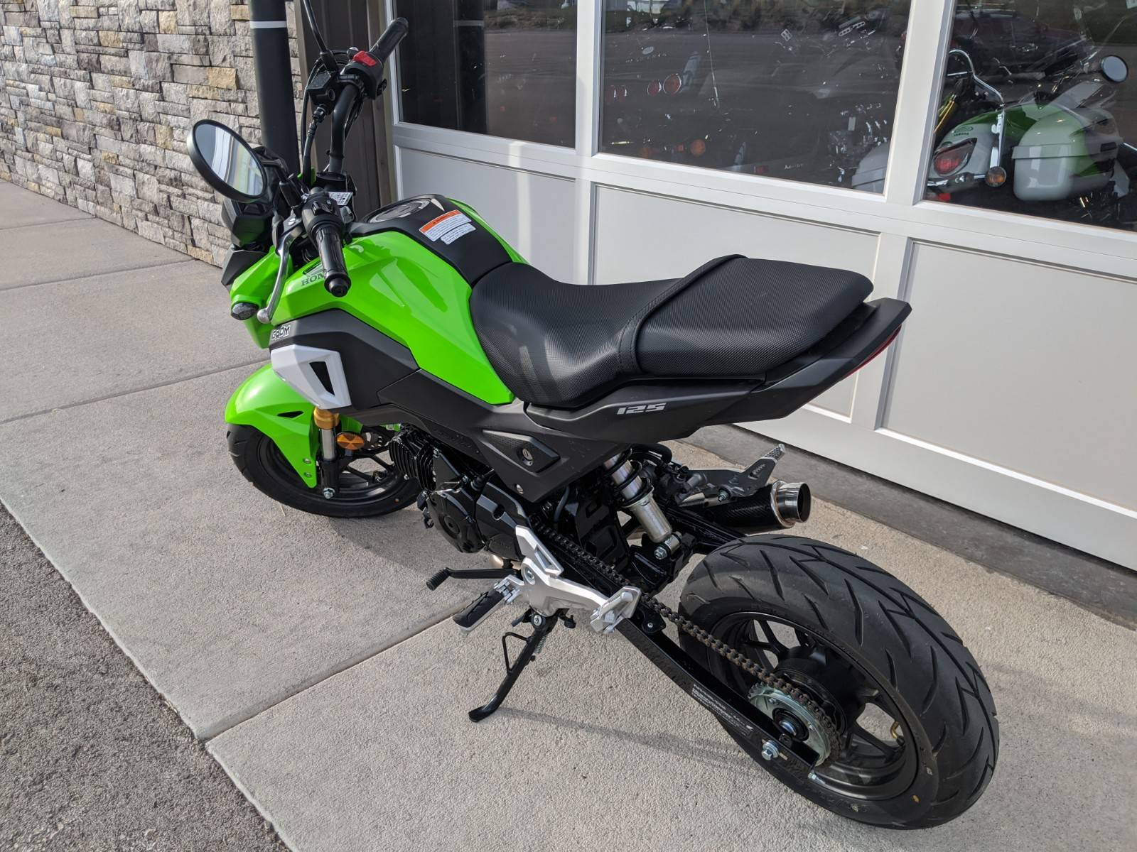 2020 Honda Grom in Rapid City, South Dakota - Photo 7