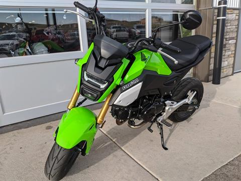 2020 Honda Grom in Rapid City, South Dakota - Photo 3