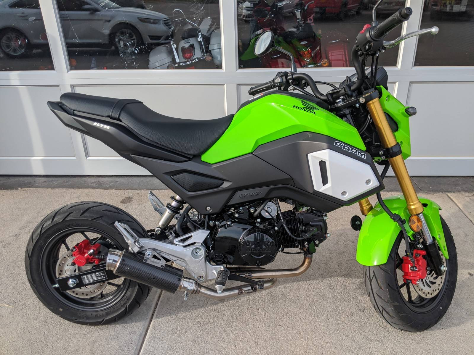 2020 Honda Grom in Rapid City, South Dakota - Photo 1