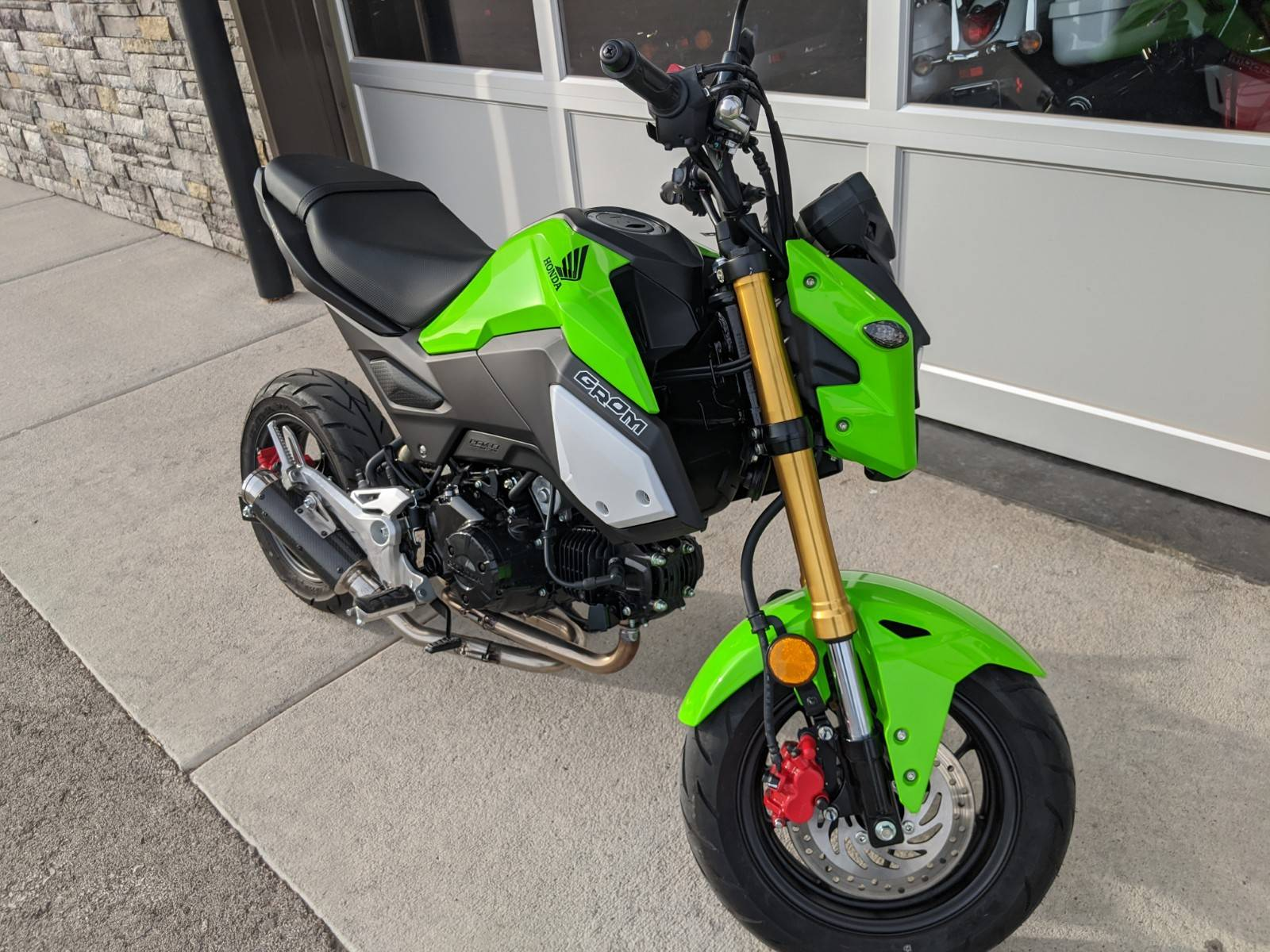 2020 Honda Grom in Rapid City, South Dakota - Photo 4