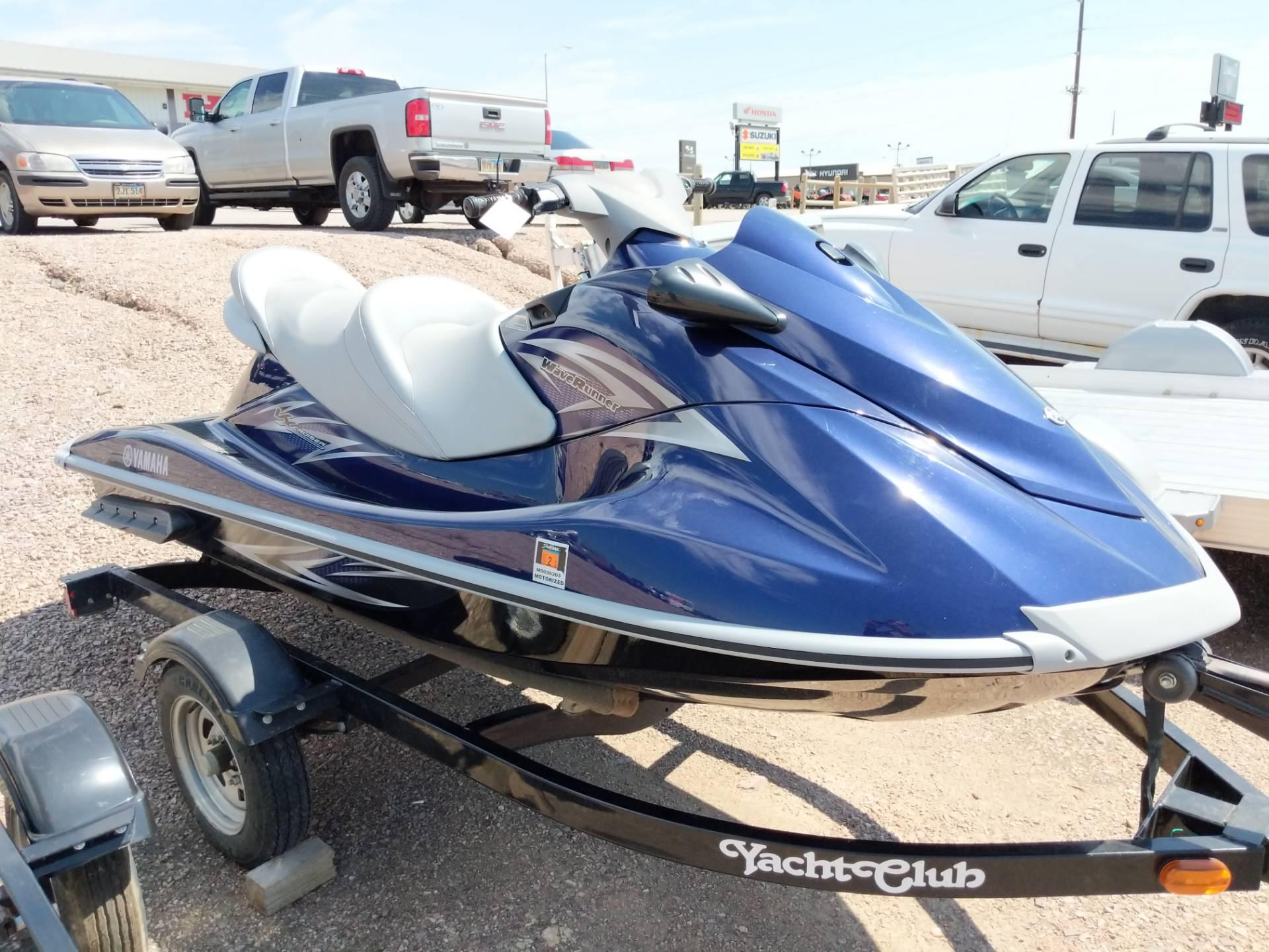 2012 Yamaha VX Cruiser for sale 210079