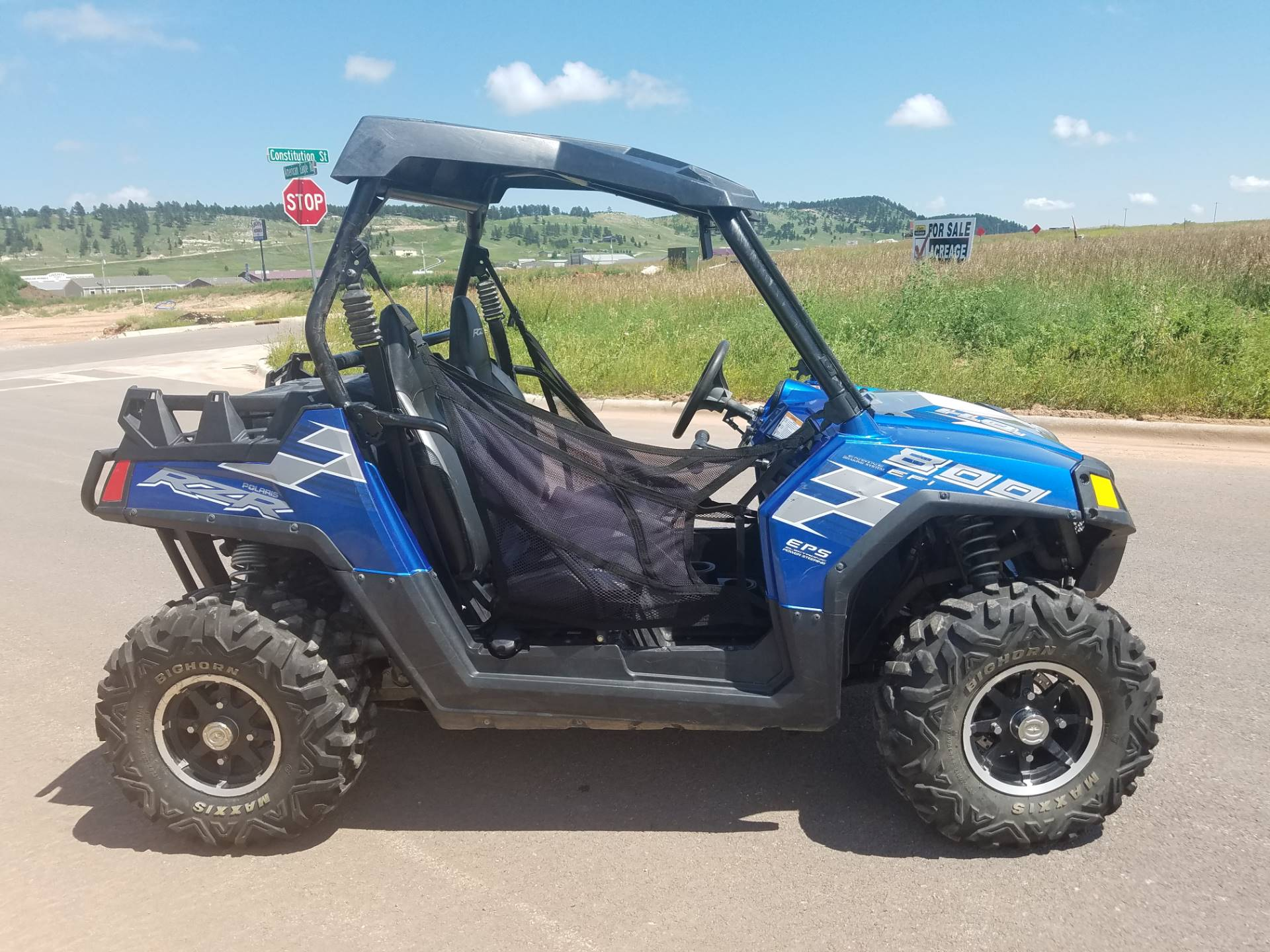 used 2013 polaris rzr 800 eps le utility vehicles in. Black Bedroom Furniture Sets. Home Design Ideas