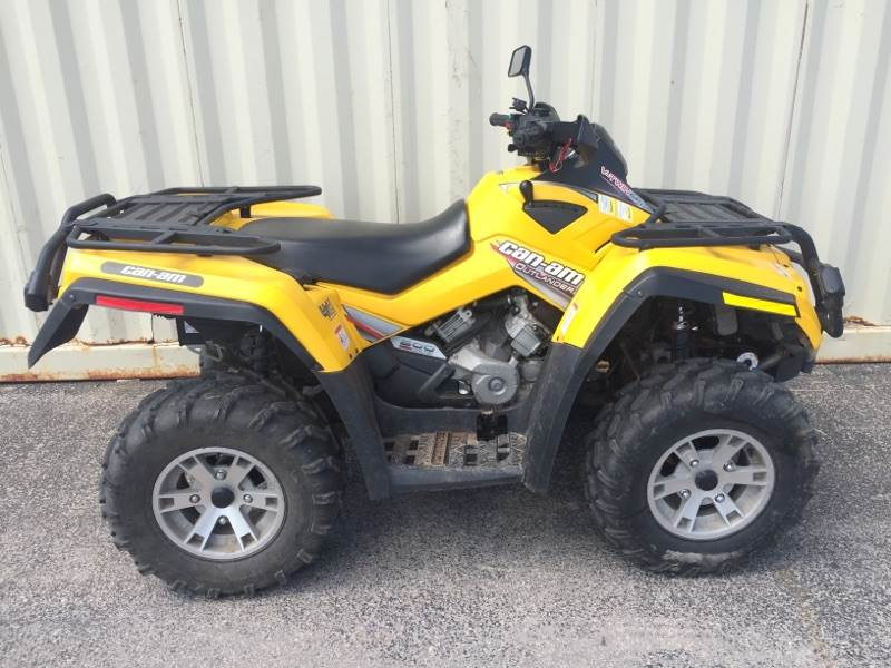 2008 Can-Am Outlander XT 500 H.O. EFI for sale 51542