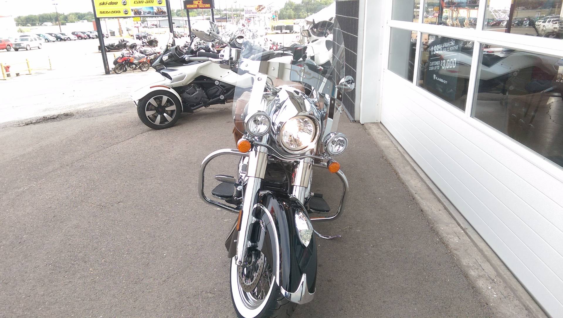 2016 Indian Chief® Vintage in Rapid City, South Dakota