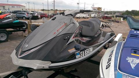 2007 Yamaha VX Cruiser™ in Rapid City, South Dakota