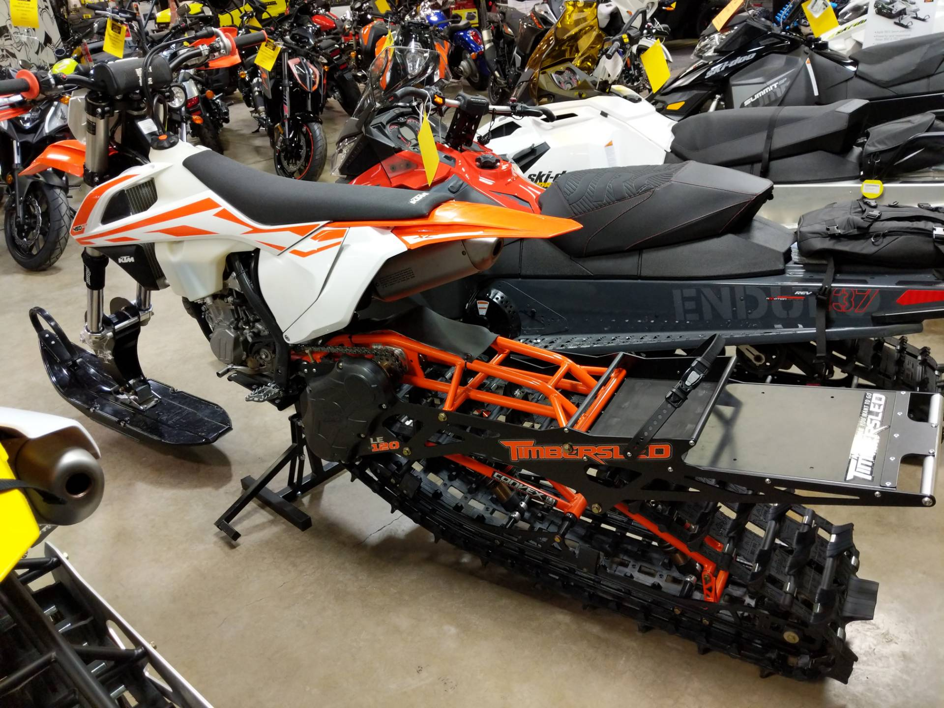 2017 KTM 450 XC-F in Rapid City, South Dakota