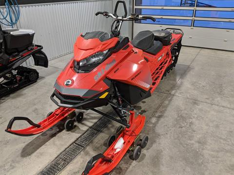 2019 Ski-Doo Summit X 165 850 E-TEC PowderMax Light 3.0 w/ FlexEdge SL in Rapid City, South Dakota - Photo 2