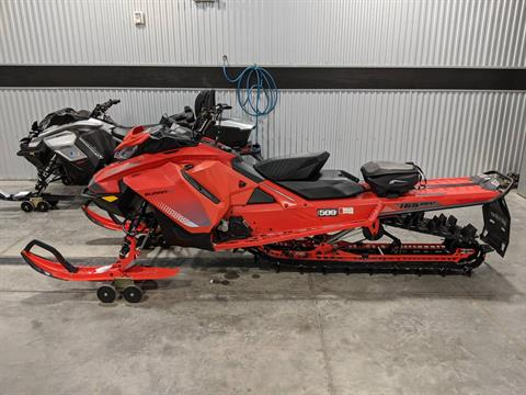 2019 Ski-Doo Summit X 165 850 E-TEC PowderMax Light 3.0 w/ FlexEdge SL in Rapid City, South Dakota - Photo 1