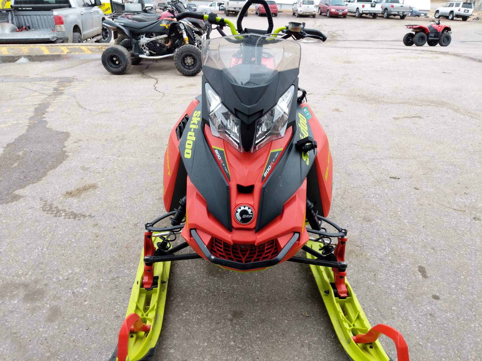 "2016 Ski-Doo Summit X T3 174 800R E-TEC ES,  PowderMax 3.0"" in Rapid City, South Dakota"