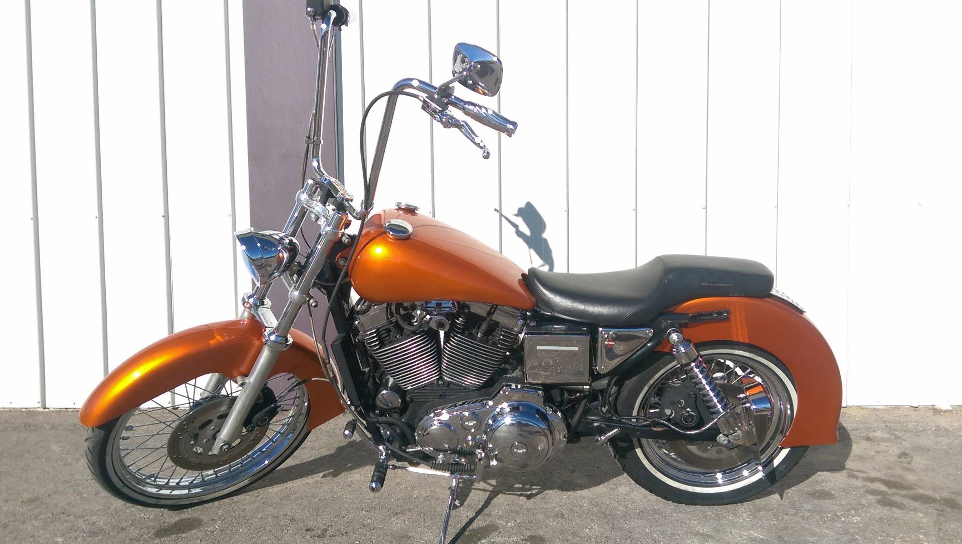 1989 Harley-Davidson XLH1200 Sportster Custom in Rapid City, South Dakota