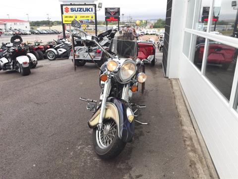 2000 Indian Chief in Rapid City, South Dakota