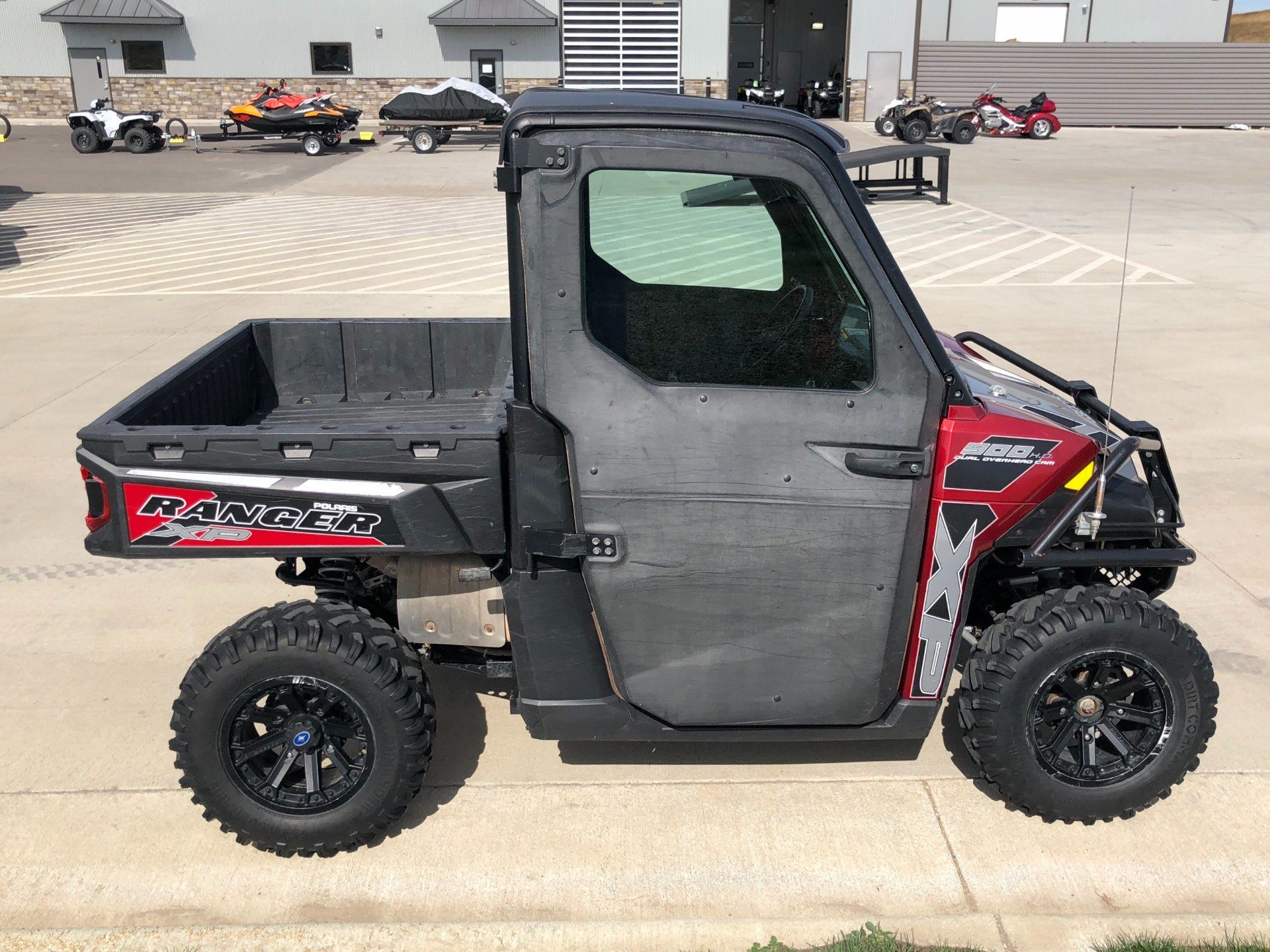 2015 Polaris Ranger >> Used 2015 Polaris Ranger Xp 900 Eps Utility Vehicles In Rapid City Sd