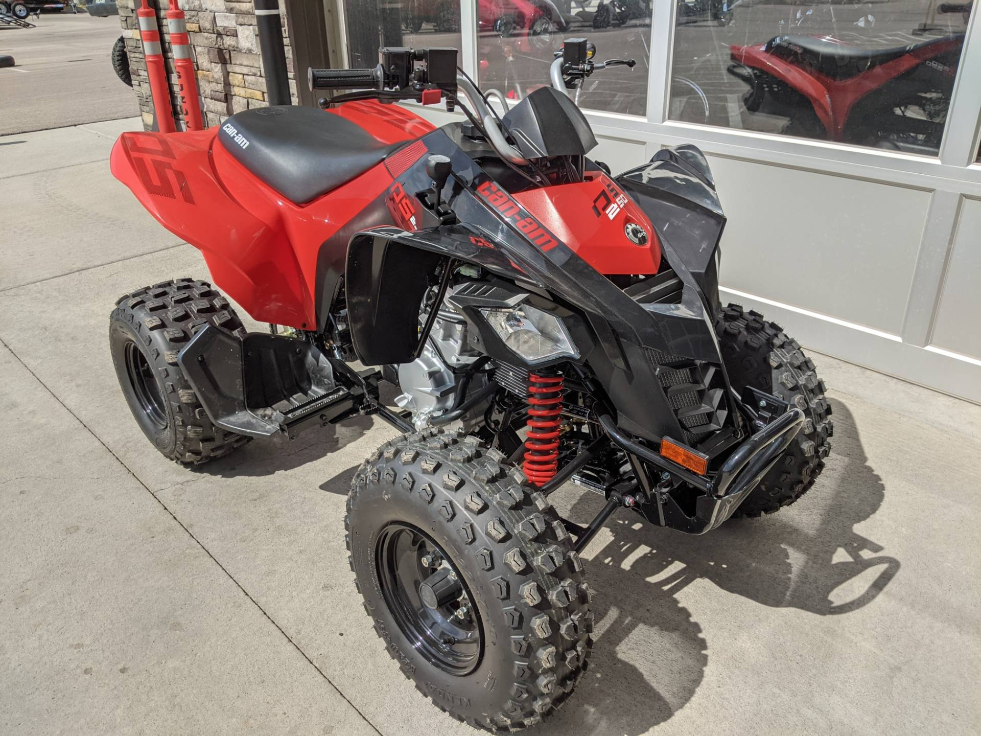 2021 Can-Am DS 250 in Rapid City, South Dakota - Photo 1