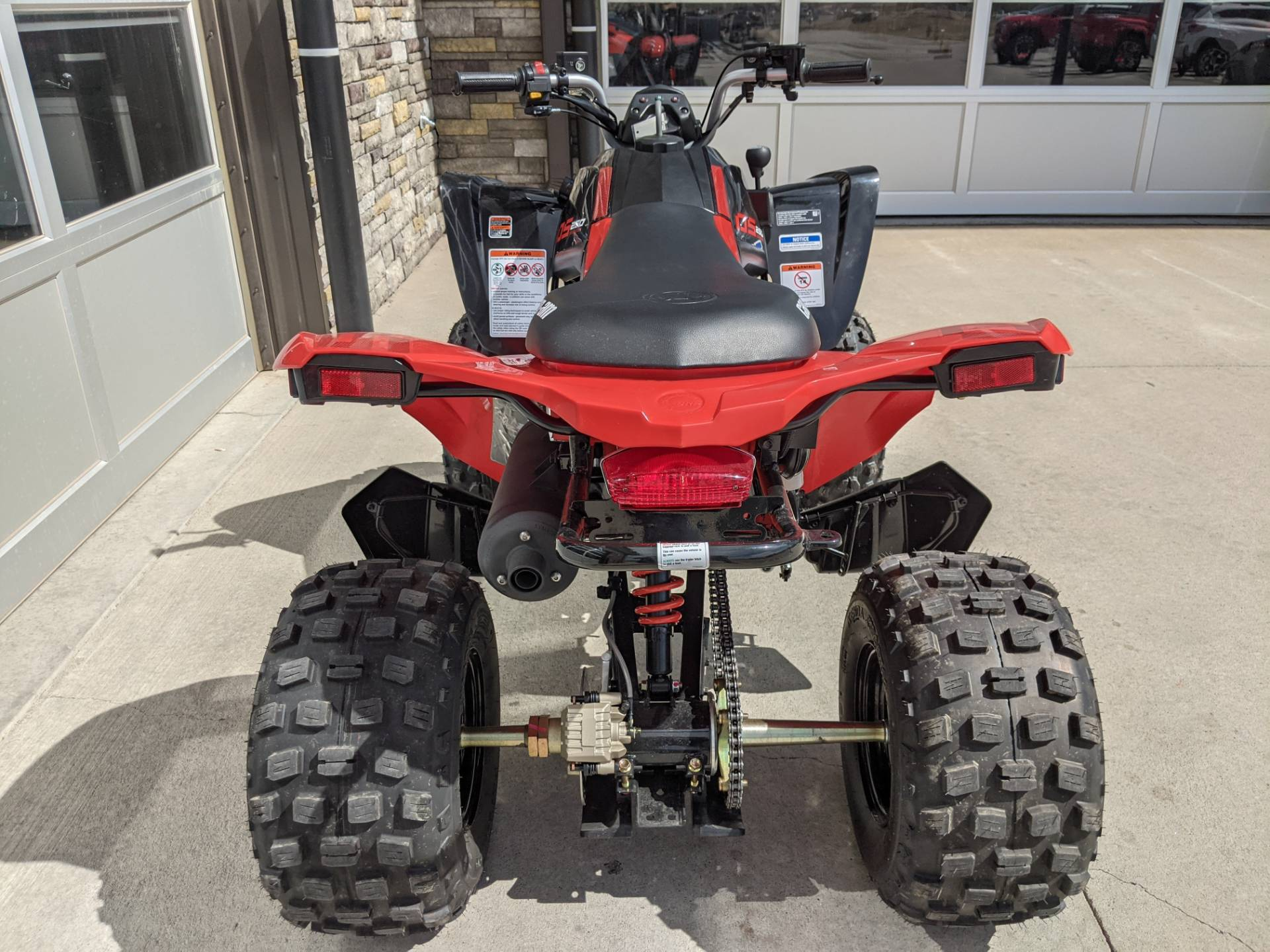 2021 Can-Am DS 250 in Rapid City, South Dakota - Photo 6