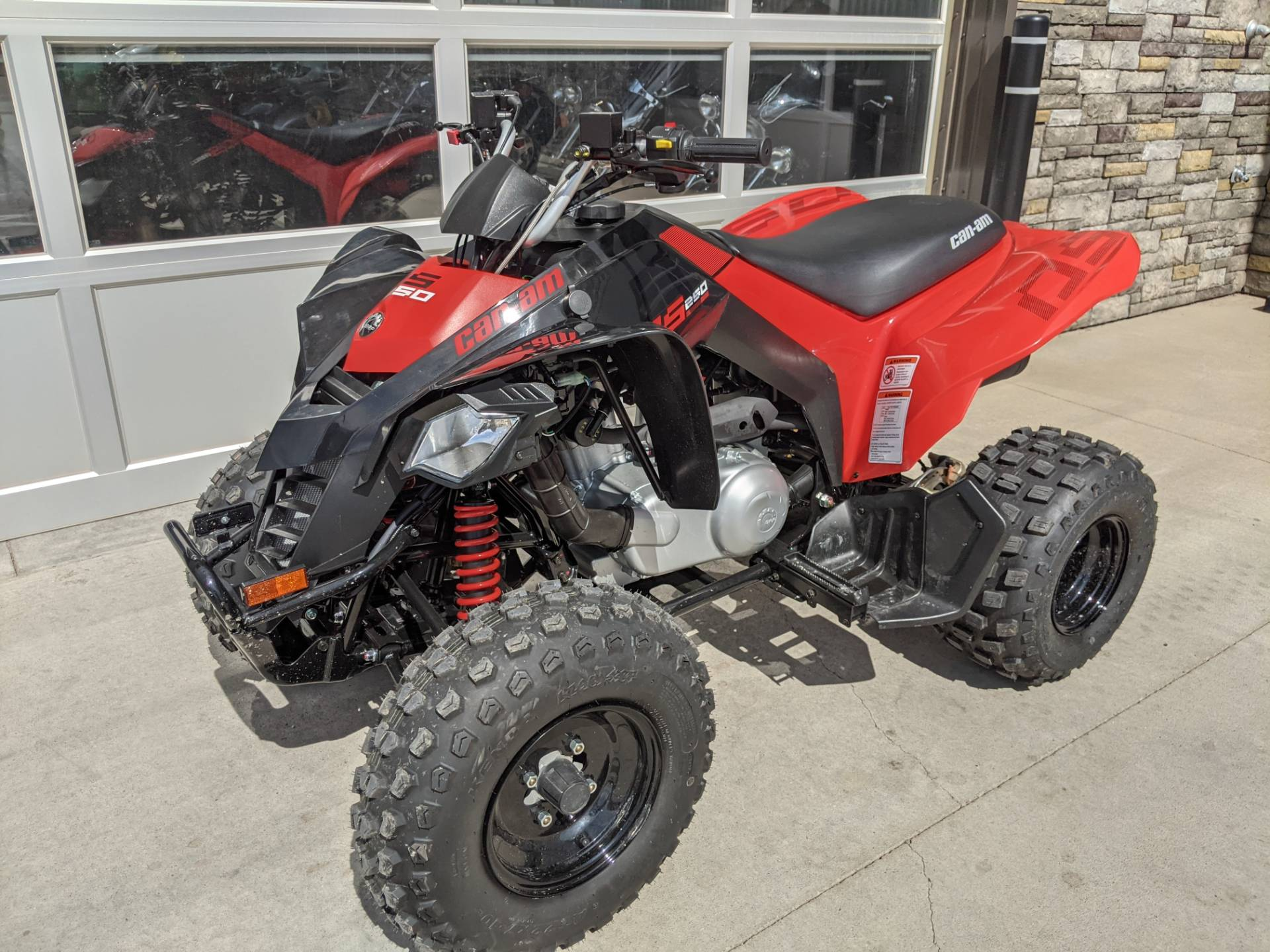 2021 Can-Am DS 250 in Rapid City, South Dakota - Photo 2