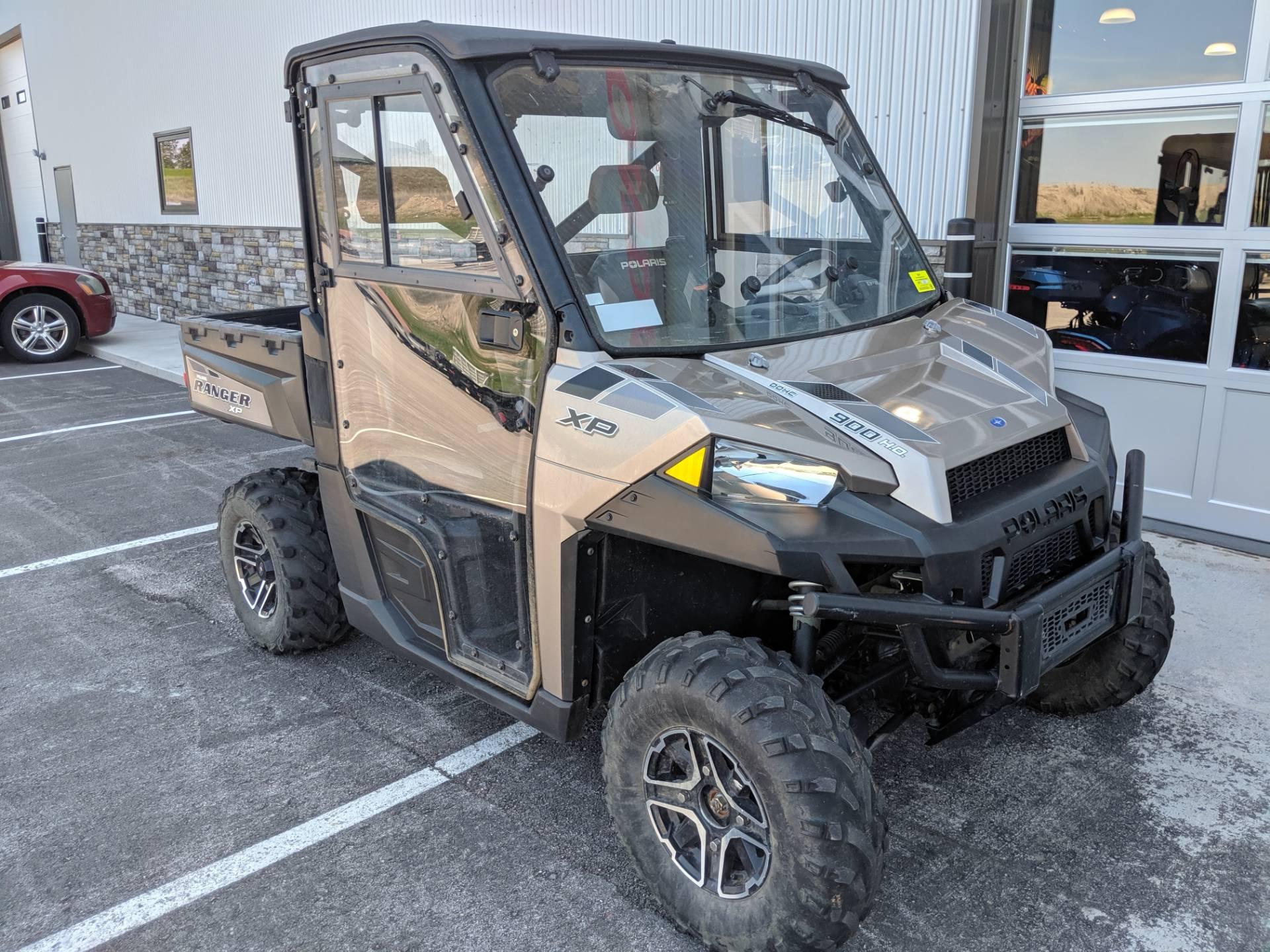 2015 Polaris Ranger  XP 900 EPS 6