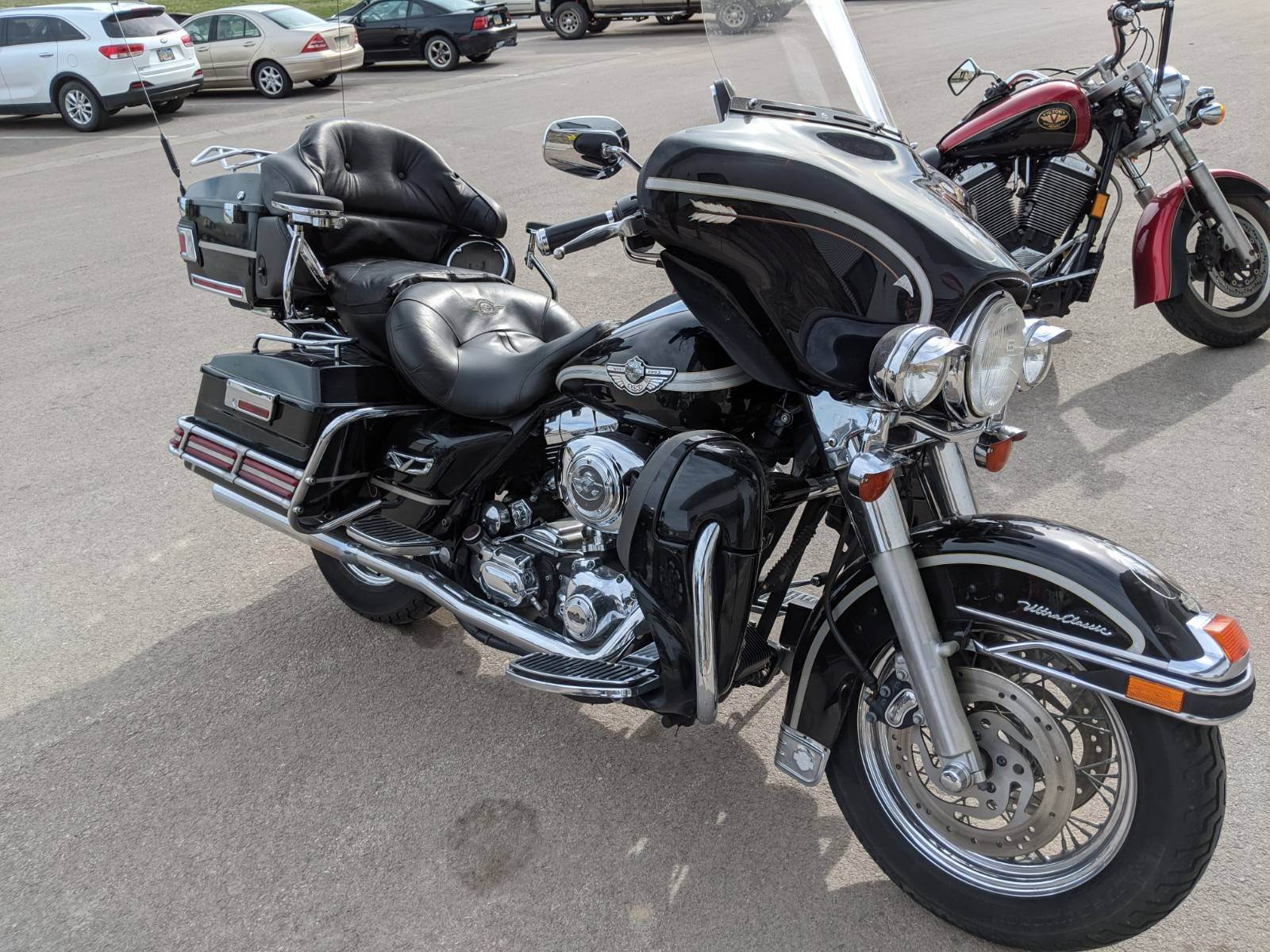 2003 Harley-Davidson FLHTCUI Ultra Classic® Electra Glide® in Rapid City, South Dakota - Photo 4