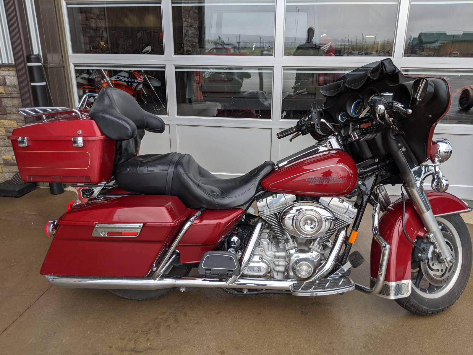 2007 Harley-Davidson FLHT Electra Glide® Standard in Rapid City, South Dakota - Photo 1