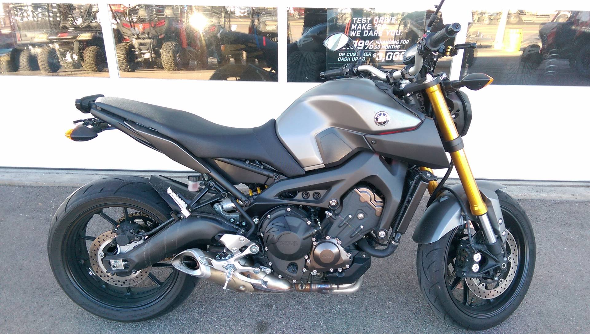 2015 Yamaha FZ-09 for sale 81470