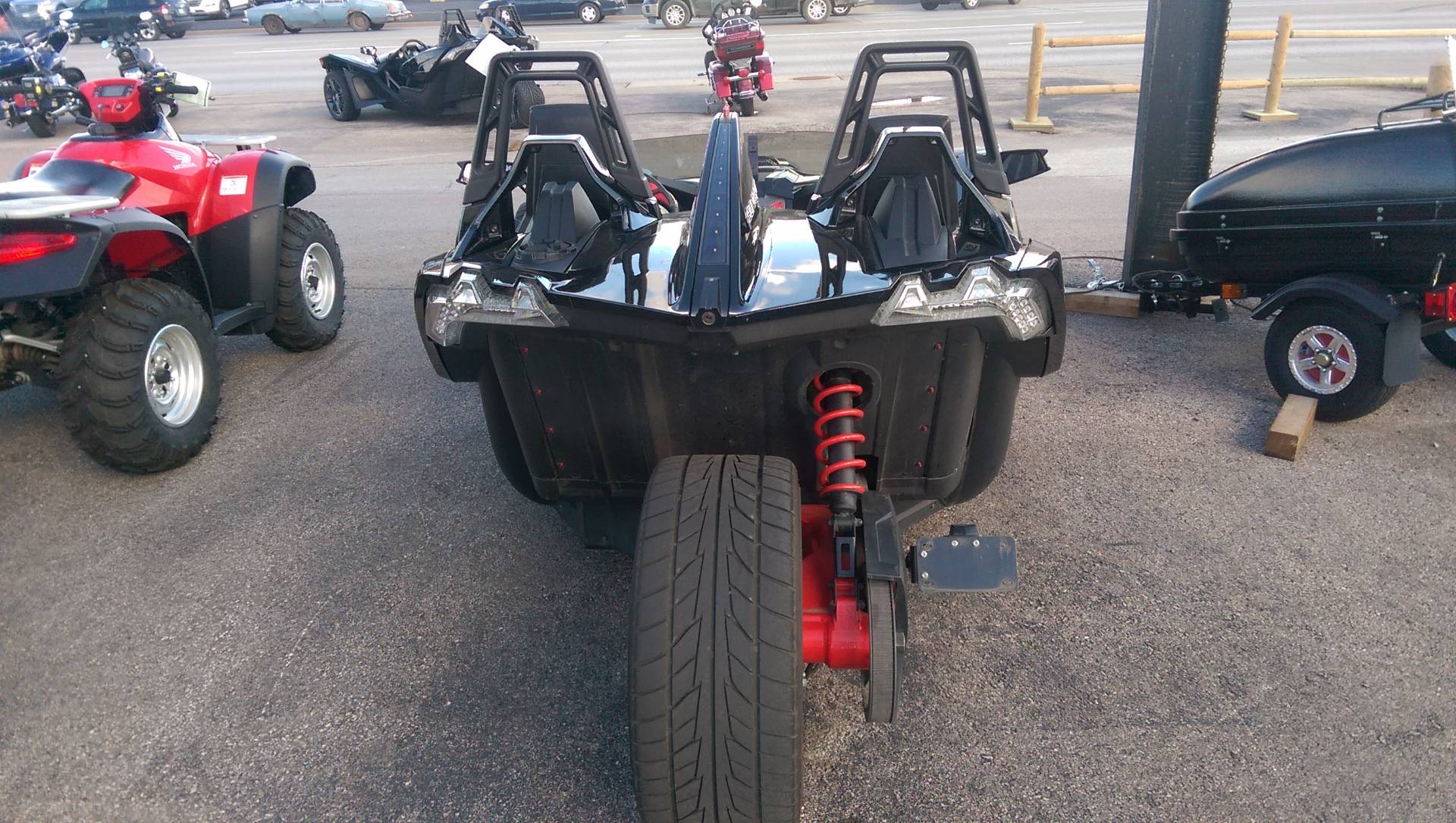 2016 Slingshot Slingshot SL LE in Rapid City, South Dakota