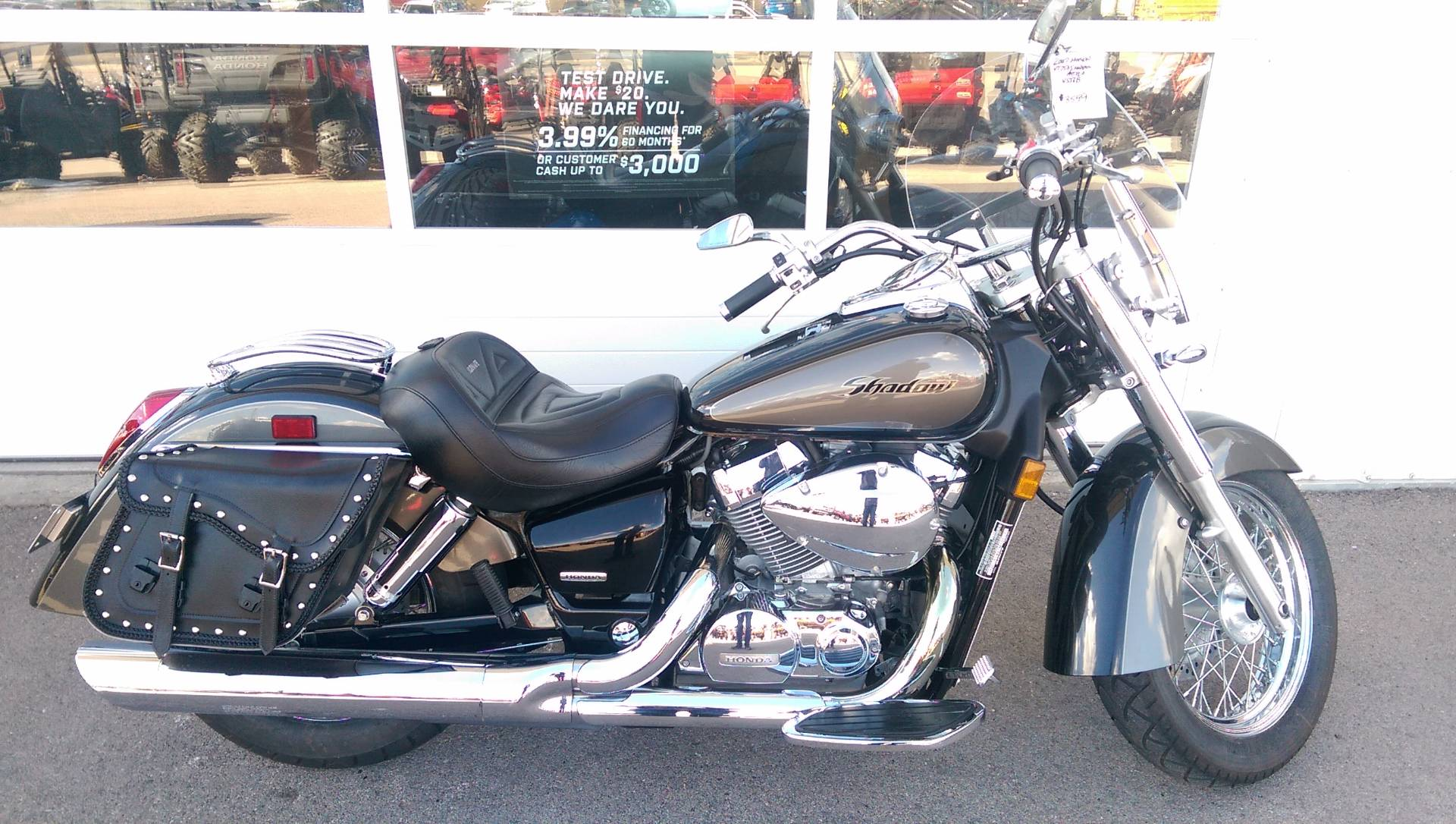 2007 Honda Shadow Aero® in Rapid City, South Dakota
