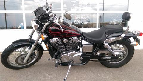 2007 Honda Shadow Spirit™ 750 C2 in Rapid City, South Dakota