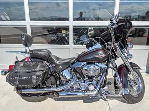 2005 Harley-Davidson FLSTC/FLSTCI Heritage Softail® Classic in Rapid City, South Dakota - Photo 1