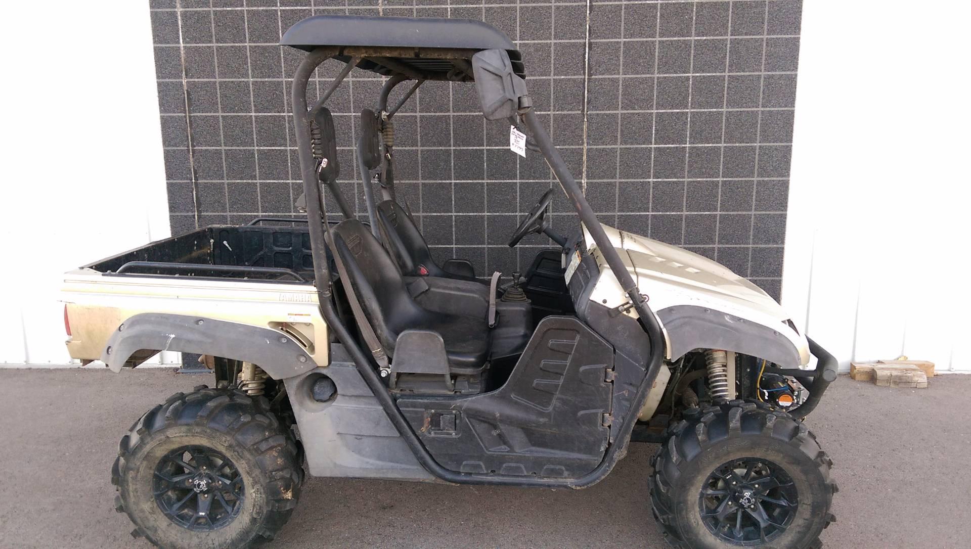2012 yamaha rhino 700 fi auto 4x4 sport edition for sale for Yamaha rapid city sd