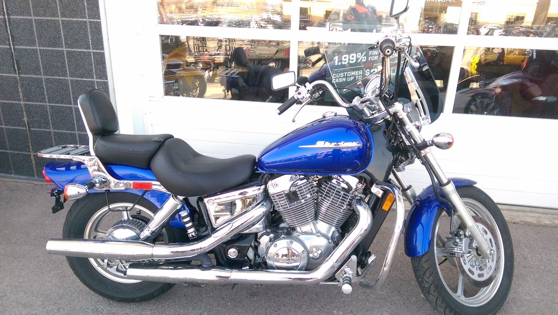2006 Honda Shadow Spirit™ in Rapid City, South Dakota