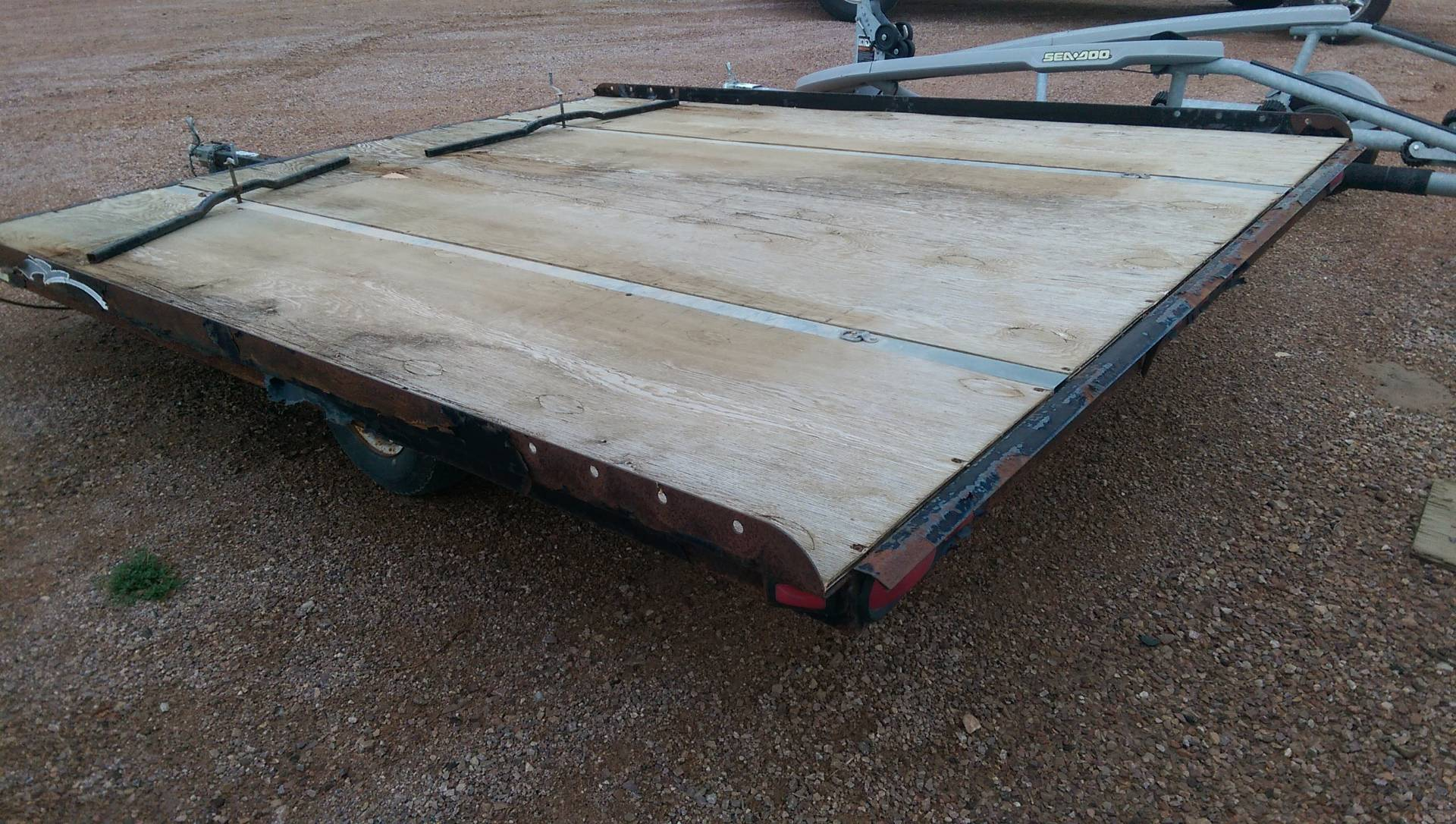 1999 Yacht Club SM10 2-PLACE SLED in Rapid City, South Dakota