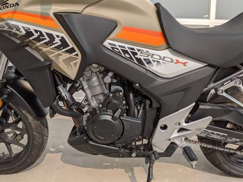 2016 Honda CB500X ABS in Rapid City, South Dakota - Photo 6