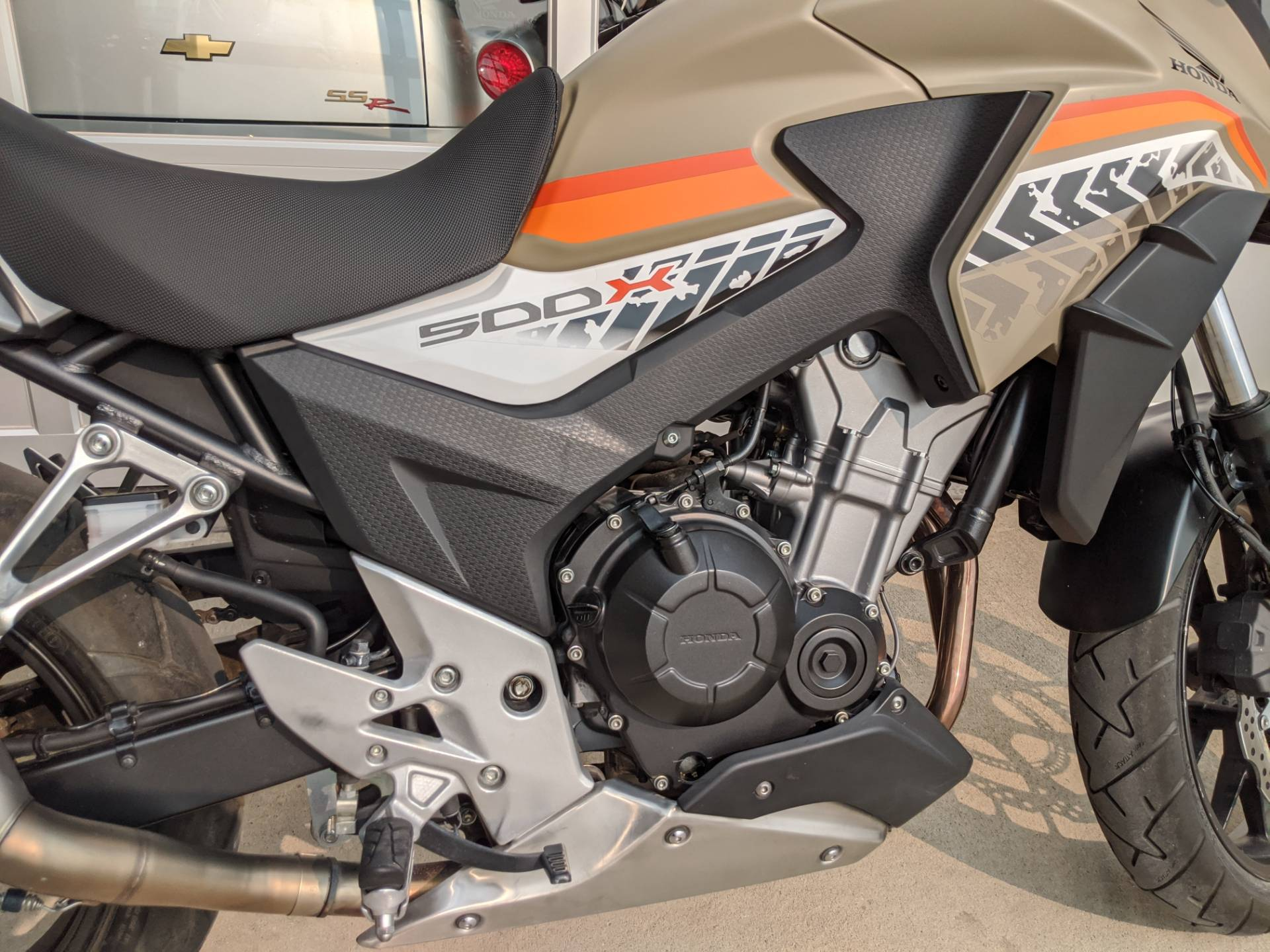 2016 Honda CB500X ABS in Rapid City, South Dakota - Photo 5