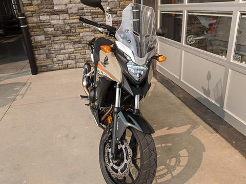 2016 Honda CB500X ABS in Rapid City, South Dakota - Photo 3