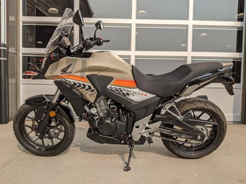 2016 Honda CB500X ABS in Rapid City, South Dakota - Photo 2