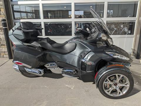 2019 Can-Am Spyder RT Limited in Rapid City, South Dakota - Photo 4