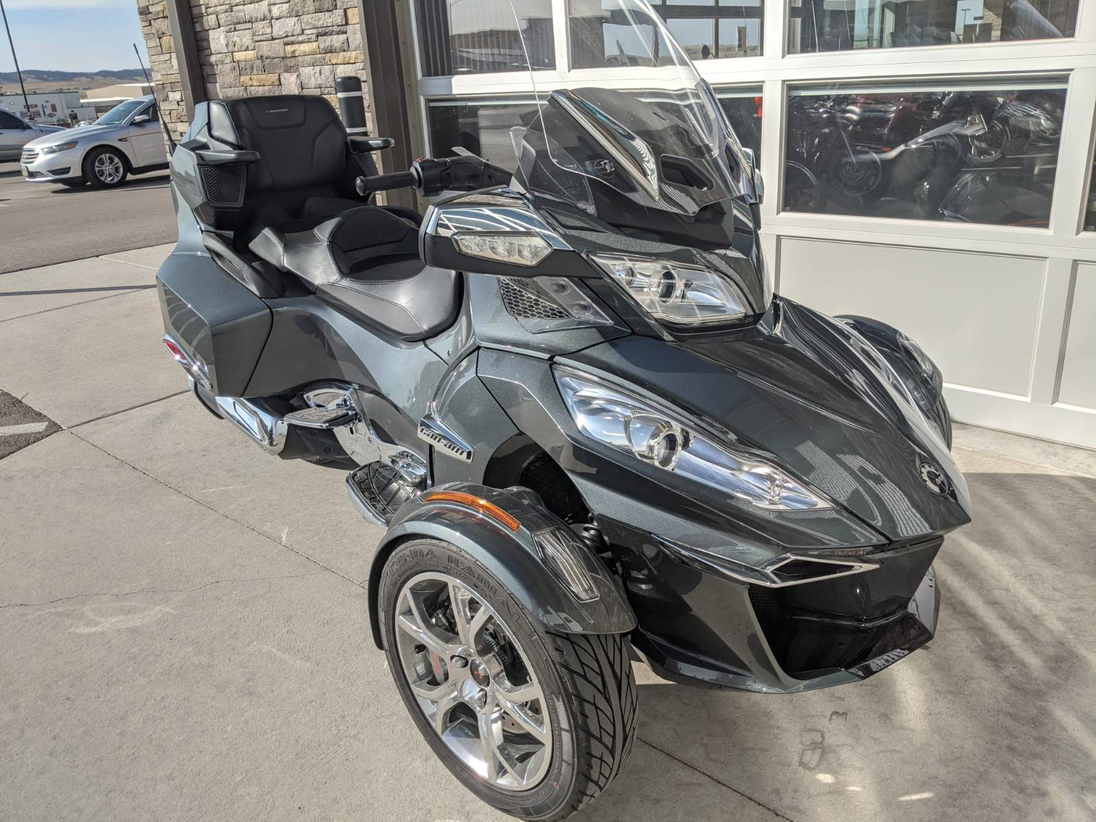 2019 Can-Am Spyder RT Limited in Rapid City, South Dakota - Photo 1