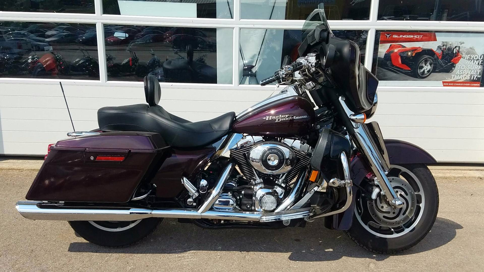 used 2006 harley-davidson street glide™ motorcycles in rapid city, sd