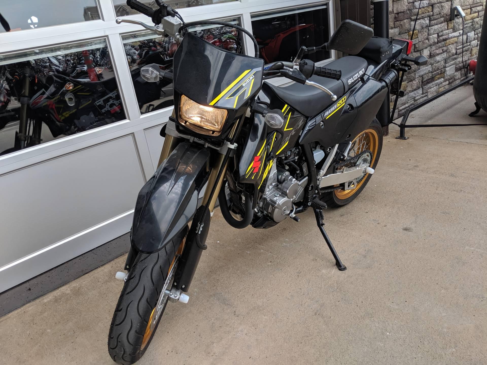2018 Suzuki DR-Z400SM in Rapid City, South Dakota