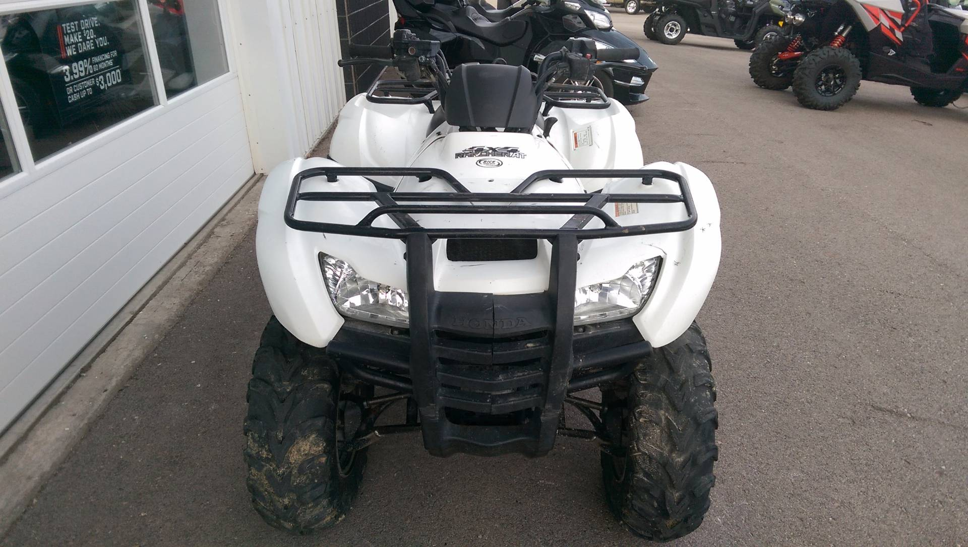 2009 Honda FourTrax® Rancher® AT in Rapid City, South Dakota