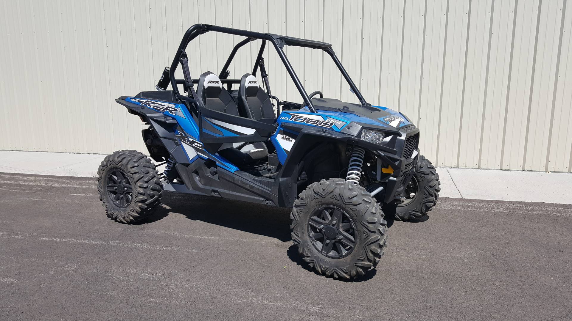 2016 Polaris RZR XP 1000 EPS 1