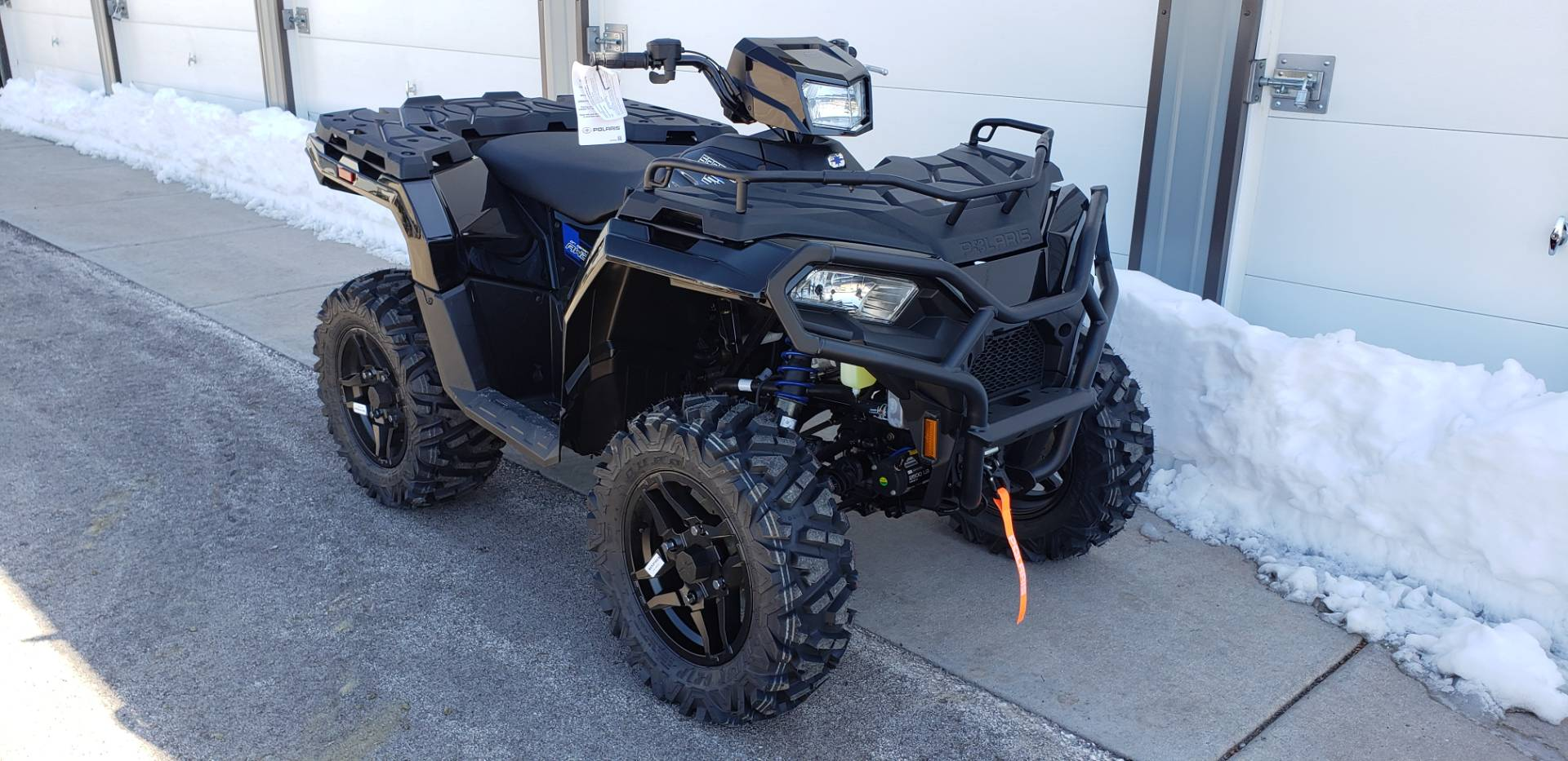 2021 Polaris Sportsman 570 Trail in Rapid City, South Dakota - Photo 2