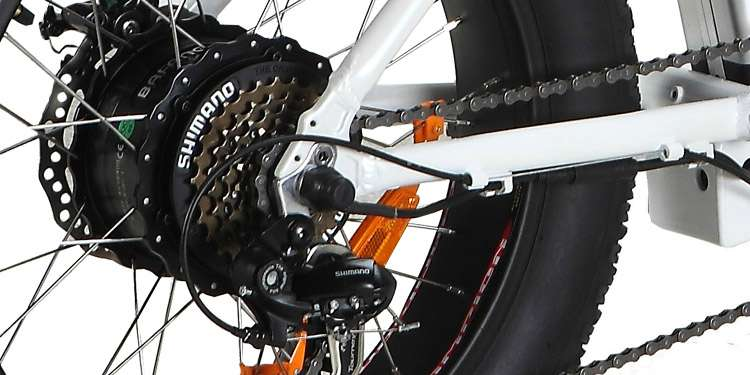 2015 SSR Motorsports Trail Viper 350W Fat Bike in Rapid City, South Dakota