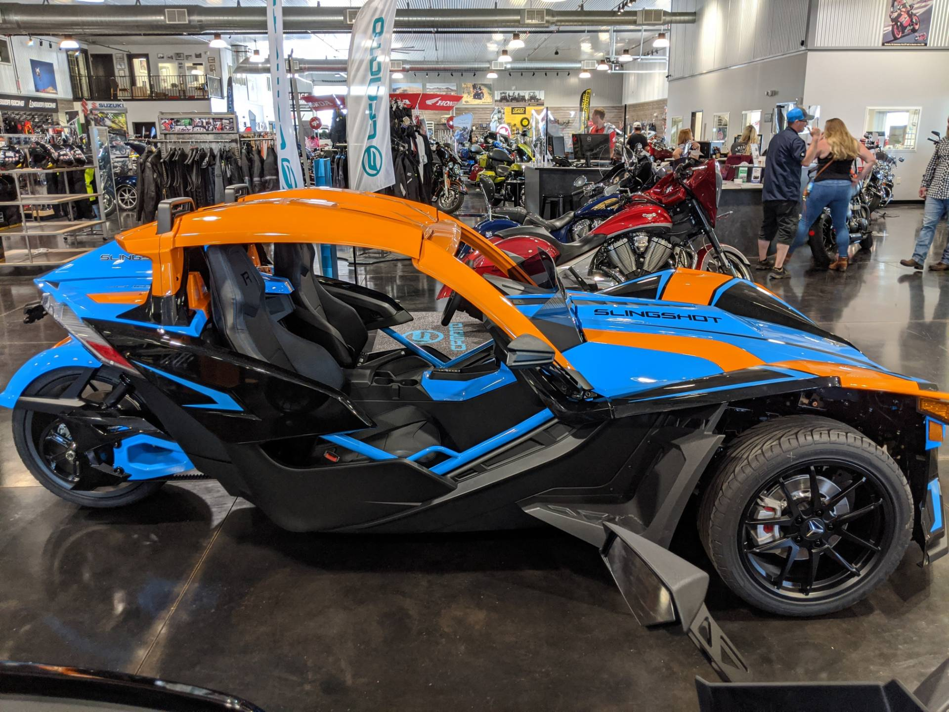 2020 Slingshot Slingshot R AutoDrive in Rapid City, South Dakota - Photo 8