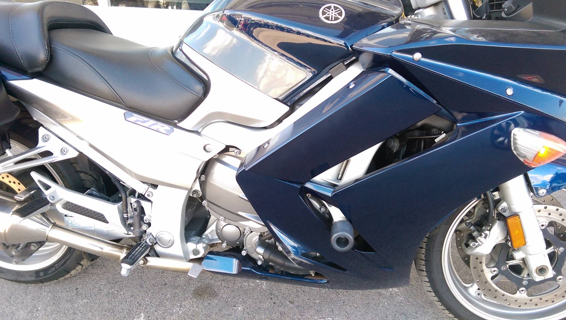 2006 Yamaha FJR 1300A 6