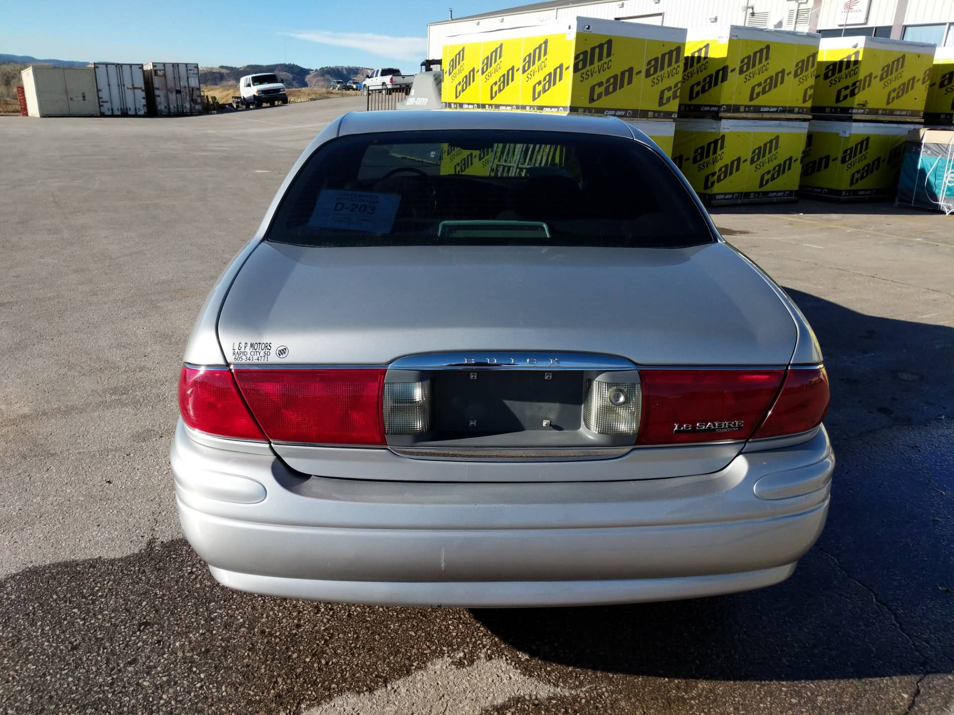 white gold auto buick limited sales currie bob lesabre