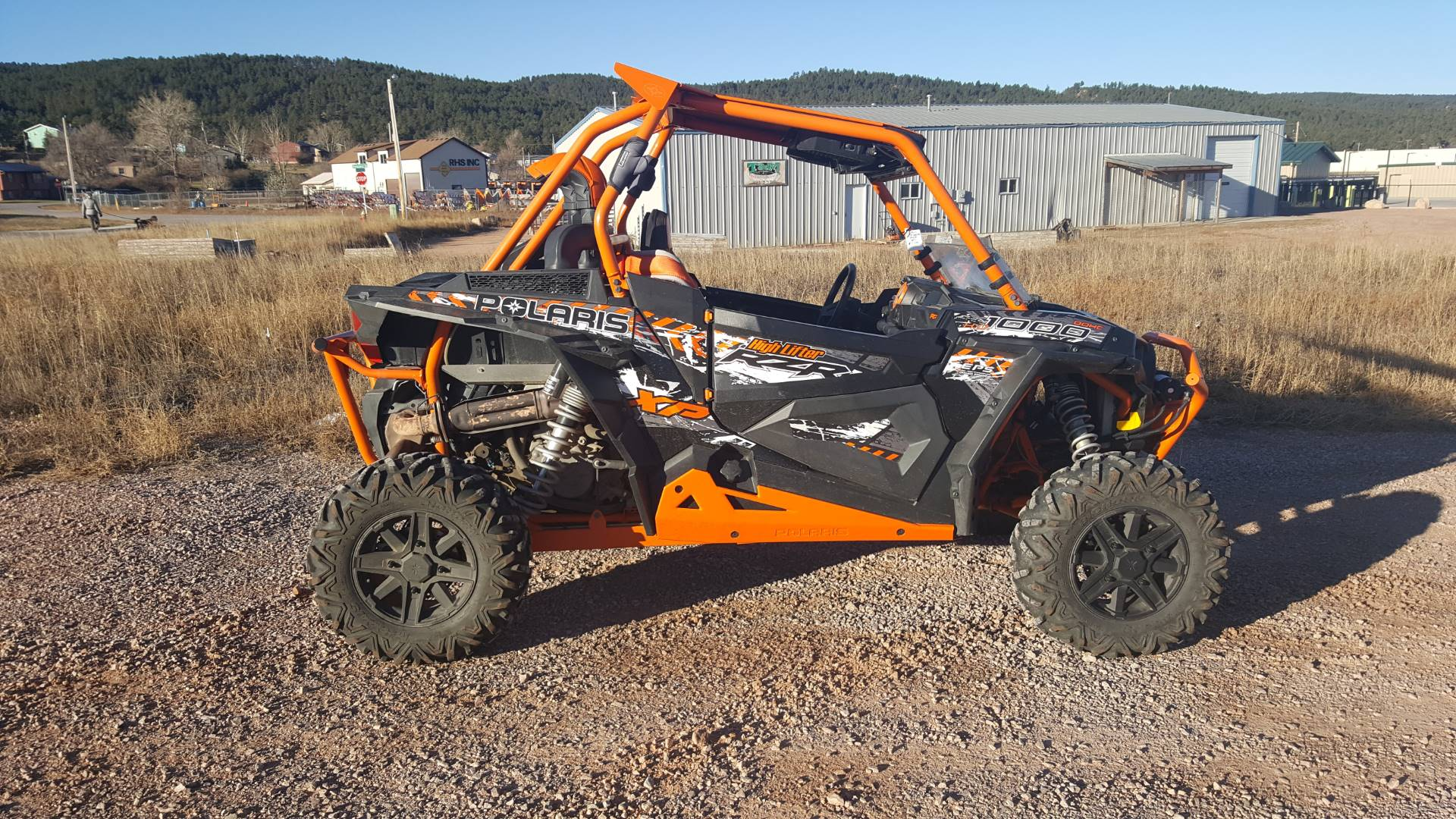 2015 Polaris RZR XP 1000 EPS High Lifter Edition for sale 82478