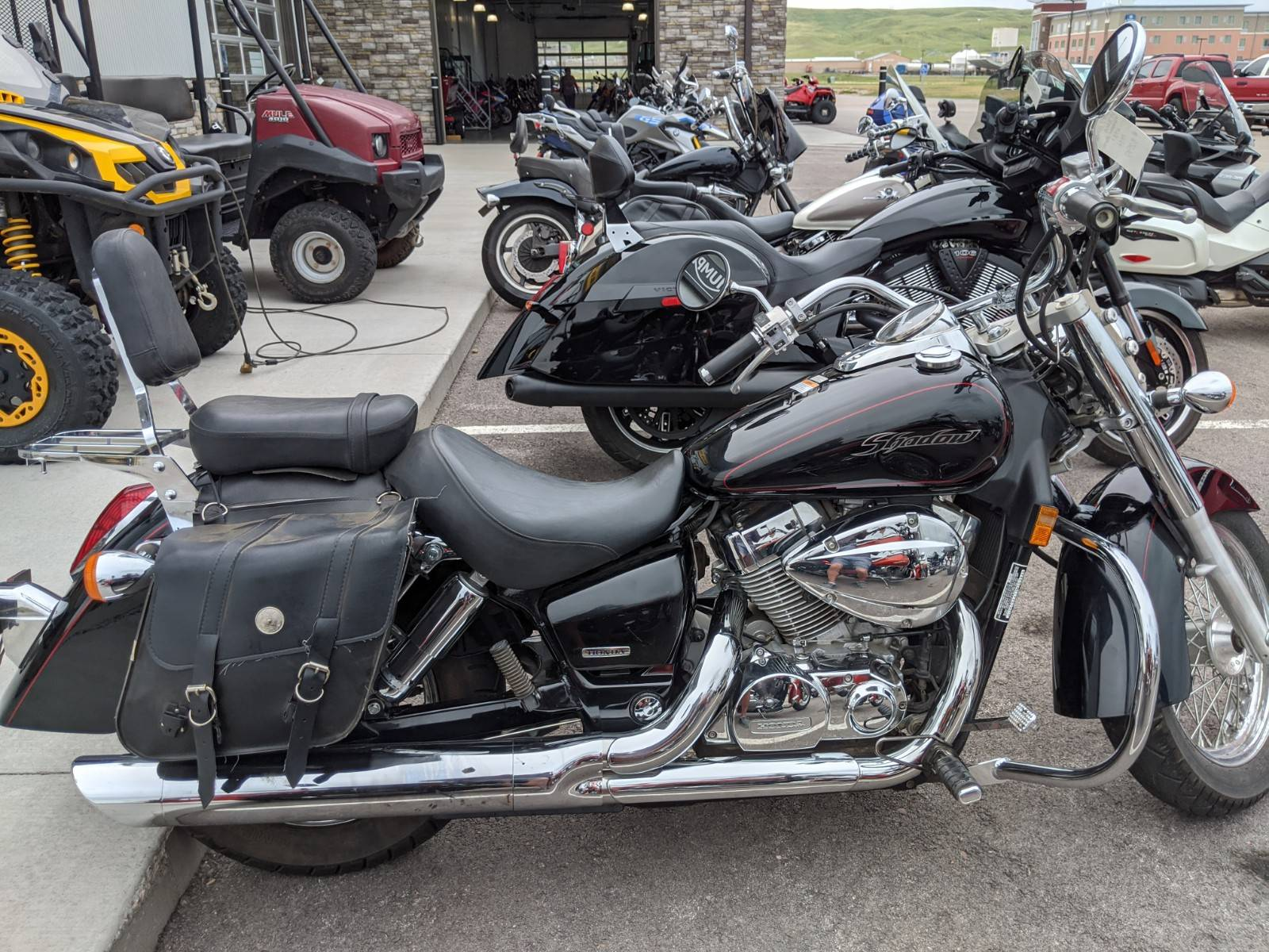 2007 Honda Shadow Aero® in Rapid City, South Dakota - Photo 1