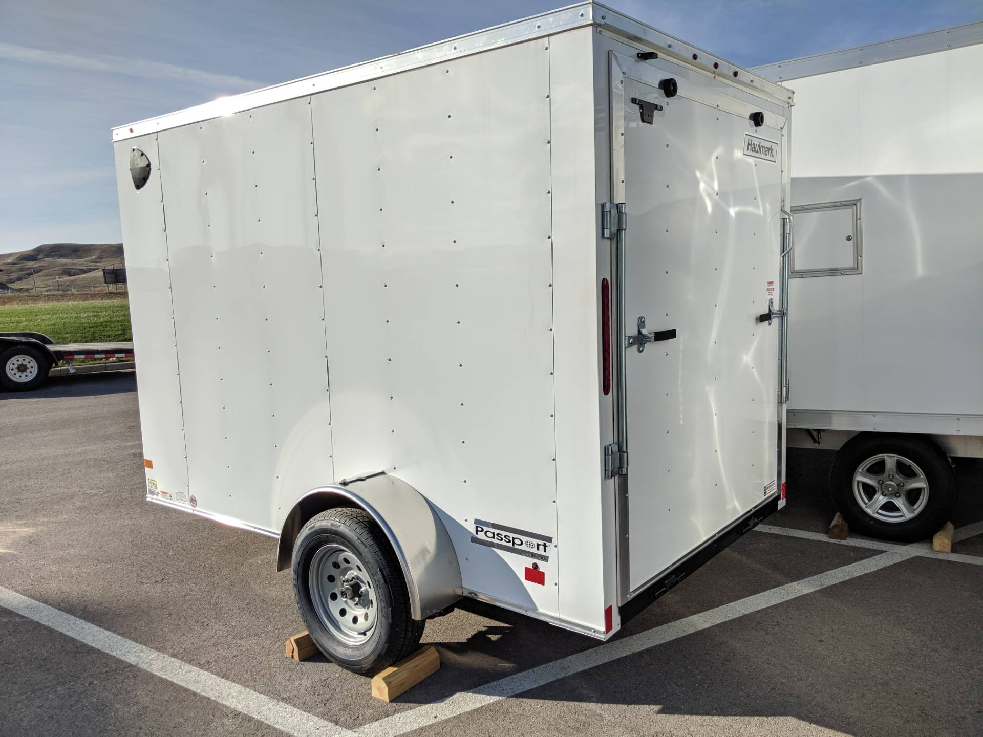 2020 Haulmark PPT6X10S2 Passport 6x10 in Rapid City, South Dakota - Photo 2