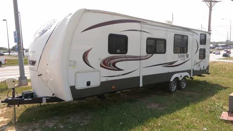 2014 Palomino M-293RBSS Sabre Luxury Edition in Rapid City, South Dakota